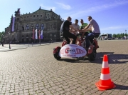 Bild ConferenceBike Semperoper