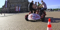 CoBi ConferenceBikes Semperoper